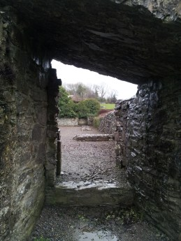 31. Mellifont Abbey, Co. Louth