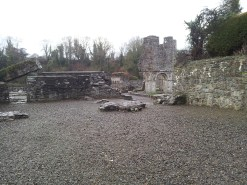 33. Mellifont Abbey, Co. Louth