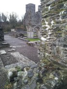 34. Mellifont Abbey, Co. Louth