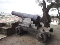15. Castle of St. George, Lisbon, Portugal