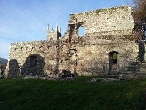 25. St Mullin's Monastic Site, Co. Carlow