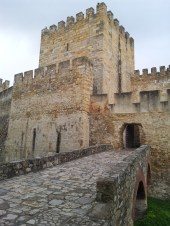 27. Castle of St. George, Lisbon, Portugal