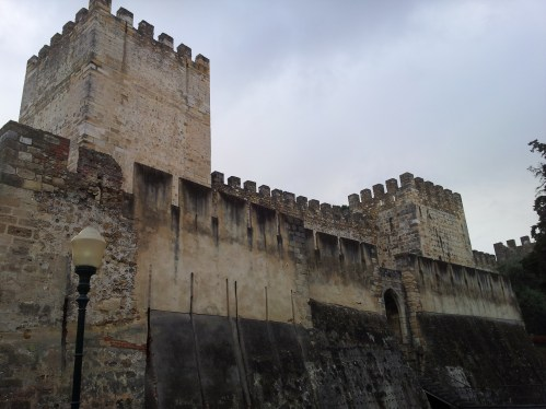 30. Castle of St. George, Lisbon, Portugal