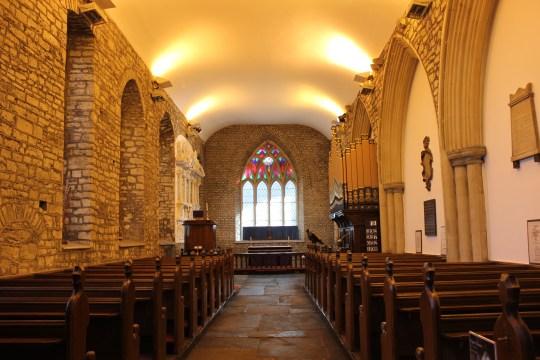 33. St Audeon's Church, Co. Dublin