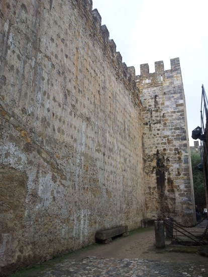 41. Castle of St. George, Lisbon, Portugal