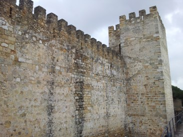 42. Castle of St. George, Lisbon, Portugal
