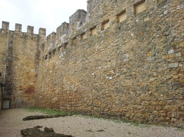43. Castle of St. George, Lisbon, Portugal