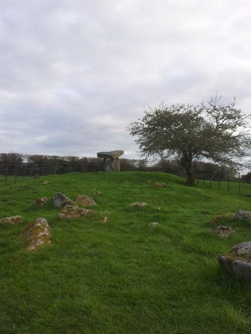 01. Ballykeel Portal Tomb, Co. Armagh