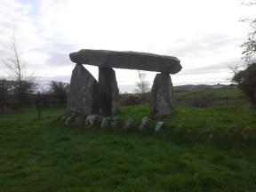 03. Ballykeel Portal Tomb, Co. Armagh