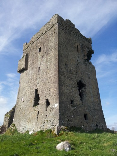 11. Srah Castle, Co. Offaly