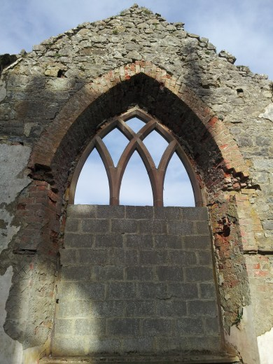18. Unknown Church, High Street, Co. Offaly