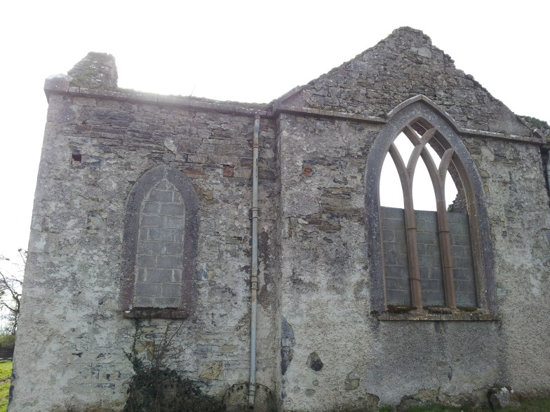 20. Unknown Church, High Street, Co. Offaly