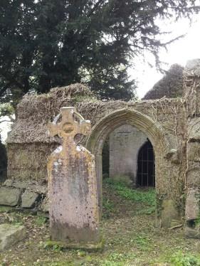 02. Dunfierth Church, Co. Kildare