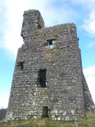 04. Moylagh Church & Castle, Co. Meath