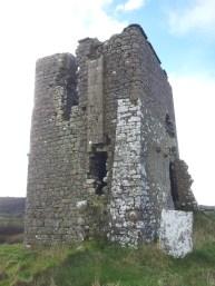 07. Moylagh Church & Castle, Co. Meath