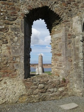 13. Clonmacnoise, Co. Offaly