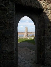 17. Clonmacnoise, Co. Offaly