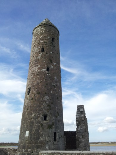 21. Clonmacnoise, Co. Offaly
