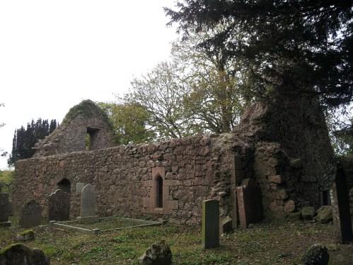 23. Dunfierth Church, Co. Kildare