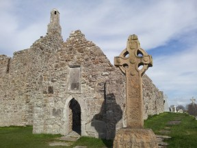 40. Clonmacnoise, Co. Offaly