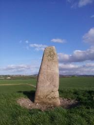 02. Kilgowan Standing Stone, Co. Kildare