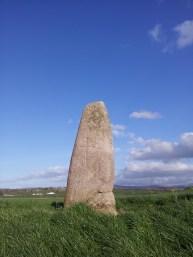 03. Kilgowan Standing Stone, Co. Kildare