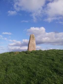 07. Kilgowan Standing Stone, Co. Kildare
