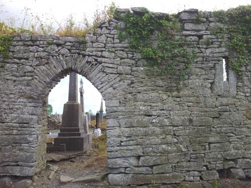11. Dunnamaggan Church, Co. Kilkenny
