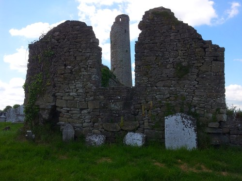 15. Tullaherin Monastic Site, Co. Kilkenny