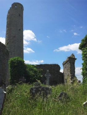 16. Tullaherin Monastic Site, Co. Kilkenny