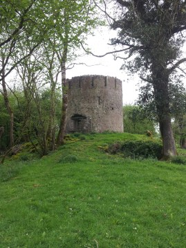 27. Rindoon Abandoned Medieval Town, Co. Roscommon