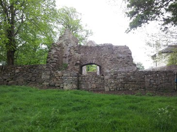 31. Rindoon Abandoned Medieval Town, Co. Roscommon