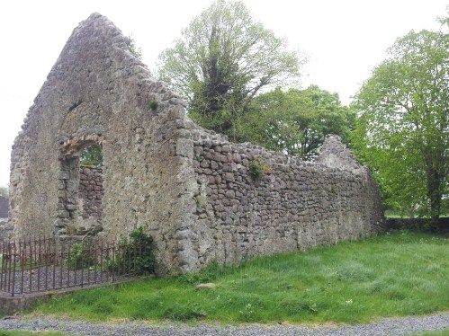 34. Rindoon Abandoned Medieval Town, Co. Roscommon