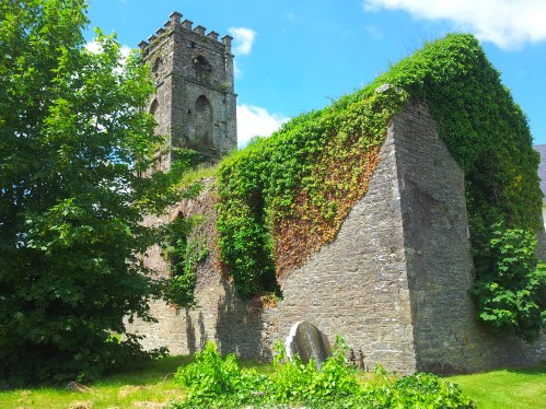 10. Dungarvan Church, Co. Kilkenny