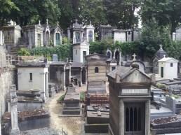 23. Montmartre Cemetery, Paris, France