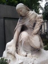 34. Montmartre Cemetery, Paris, France