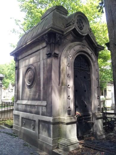 36. Montmartre Cemetery, Paris, France