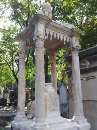 58. Montmartre Cemetery, Paris, France