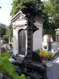 85. Montmartre Cemetery, Paris, France