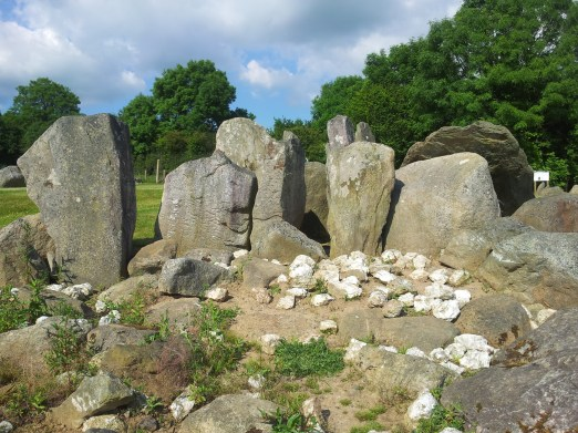 09. Knockroe Passage Tomb, Co. Kilkenny