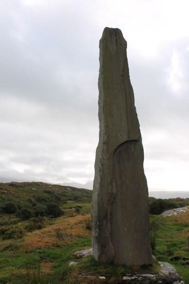 05. Ballycrovane Ogham Stone, Co. Cork