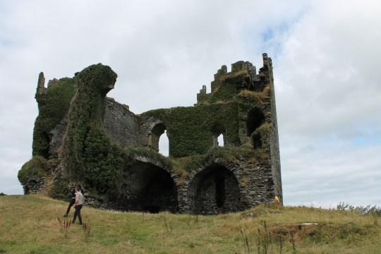 17. Ballycarbery Castle, Co Kerry