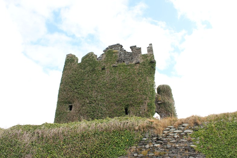 20. Ballycarbery Castle, Co Kerry