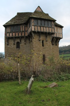 02. Stokesay Castle, Shropshire