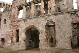 08. Raglan Castle, Monmouthshire, Wales