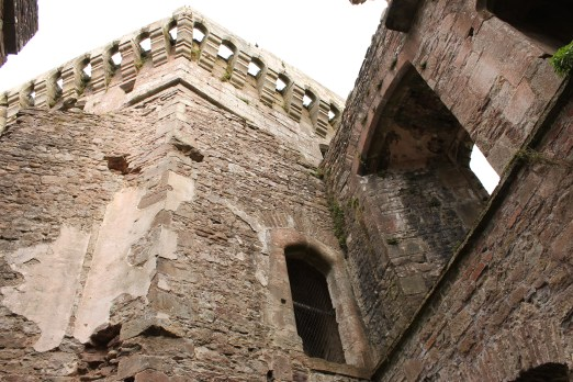 09. Raglan Castle, Monmouthshire, Wales