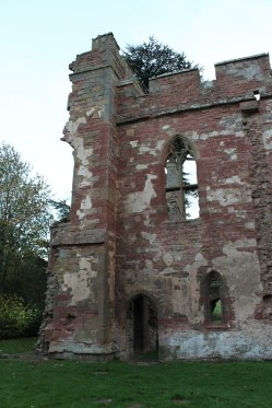 11. Acton Burnell Castle, Shropshire, England