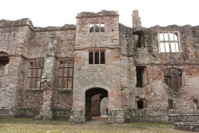 13. Raglan Castle, Monmouthshire, Wales