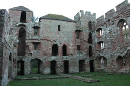 15. Acton Burnell Castle, Shropshire, England