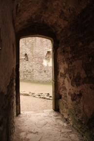 17. Raglan Castle, Monmouthshire, Wales